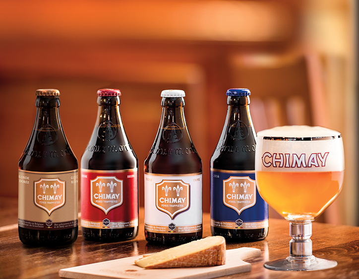 Bières trappistes Chimay